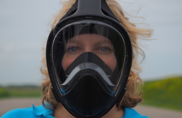 Snorkeling masks 2019 - Atlantis 3.0 Stealth