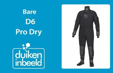 Droogpakken 2019 - Bare D6 Pro Dry