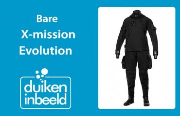 Droogpakken 2019 - Bare X-mission Evolution