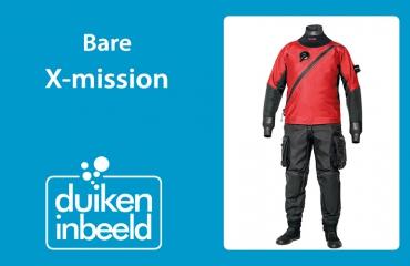 Droogpakken 2019 - Bare X-mission