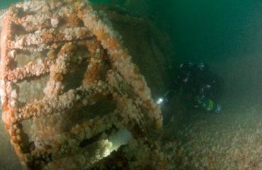 Noordzee: Hoe zien de wrakken eruit?