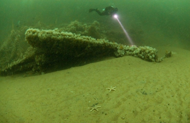 Noordzee: Wat is het oudste wrak?