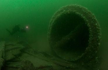 Noordzee: Waar liggen de wrakken?