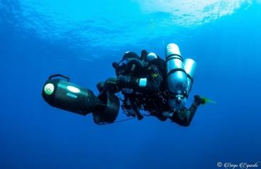 Expeditie van DIRRebreather-team naar Britannic geslaagd