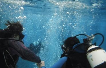 Sarah-Nadiya- Een duik in Monte Mare