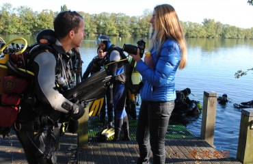 Belgische Duiksportbeurs: Je bent jong en je wilt duiken!