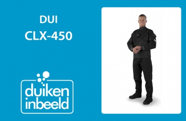 Droogpakken 2019 - DUI CLX450