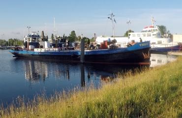 Dirk Van den Bergh - Opnieuw mee met duikschip Theo