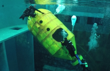 Dirk Van den Bergh - Mijn 250e duik was heel speciaal!