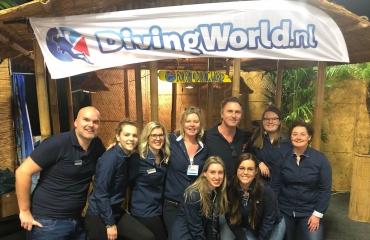 Maak je duikdromen waar met Diving World!
