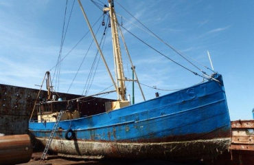 Help jij mee een duikwrak af te zinken in Zeeland?