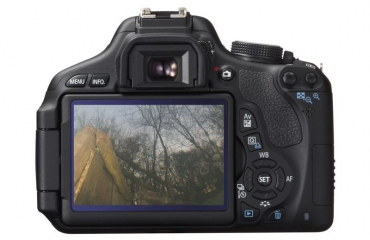 Test: Canon 600D in Sea&Sea RDX huis