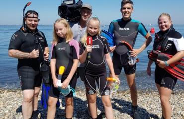 Snorkelen in Nederland bij Editie NL