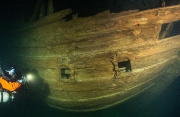 Hollands wrak uit 17de eeuw ontdekt bij Finland