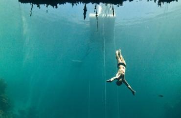 Freediving in spotlight tijdens International Ocean Film Tour