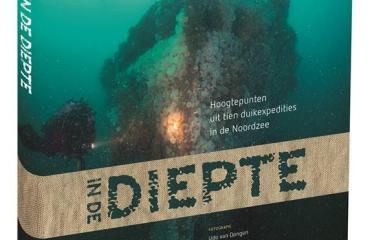 Net uit! Het boek In de Diepte van Duik de Noordzee schoon