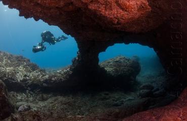 Isla Azul - het blauwe eiland....