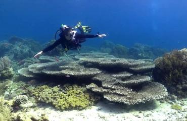 Joeri De Paepe - Live-aboard Indonesië: Duiken in een vulkaan