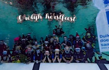 Hans van Os - Duikvereniging Narwal wenst je fijne kerst
