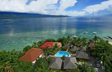 Magic Island Dive Resort, Filipijnen