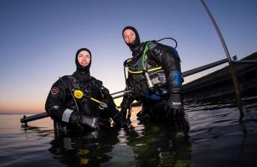 Protocol voor de duiksport is aangepast