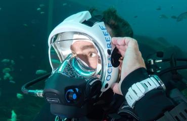 Marco Borsato enthousiast over OCEAN REEF Neptune III