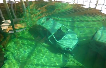 Steve Saenen - Eerste duik in TODI