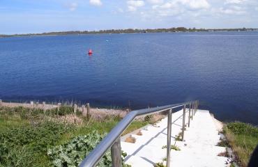 Waarschuwing voor waterkwaliteit in Veerse Meer