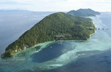 Papua Diving, Indonesië