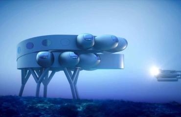 Ambitieus project: Proteus, het ruimtestation onder water