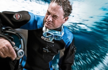 Het hele jaar duiken met SSI Dry Suit Diving