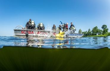 Young Divers Weken bij Scuba-Academie