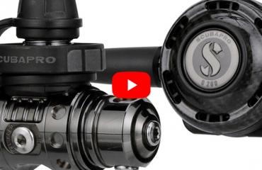 Scubapro Talks - De MK19 EVO/G260 BT Carbon ademautomaat