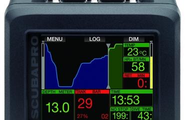 Bespaar tot 120 euro op een SCUBAPRO duikcomputer