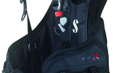 Superieur comfort met Hydros X trimjacket van Scubapro