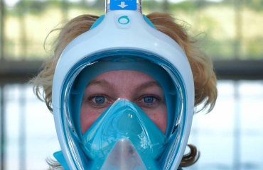 Test snorkelmaskers: Subea Easybreath
