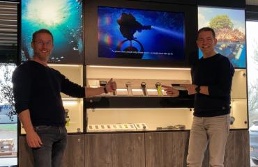 Scuba Adventures Europe is Suunto Premium Partner