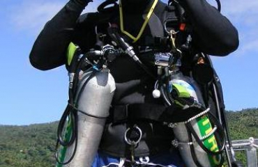 Wat is sidemount?