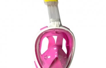 Test snorkelmaskers: Thenice