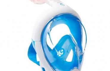 Wat is een snorkelvolgelaatsmasker?