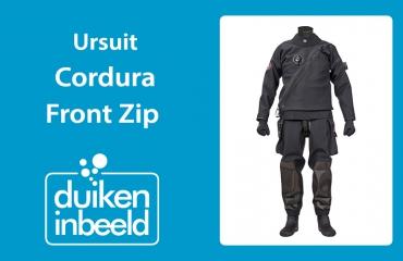 Droogpakken 2019 - Ursuit Cordura Front Zipper