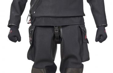 Droogpakken 2020 - Ursuit Cordura Front Zip