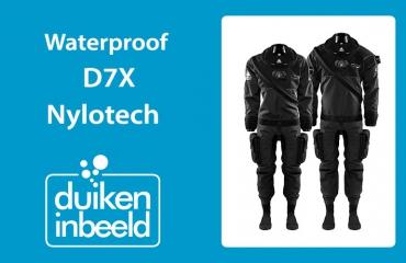 Droogpakken 2019 - Waterproof D7X Nylotech