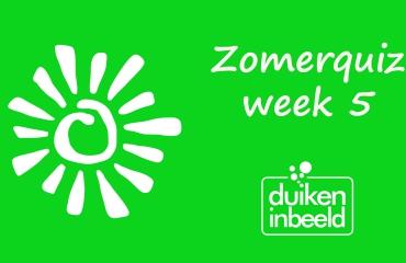 DuikeninBeeld Zomerquiz - week 5