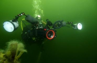 John Landa - Een mooie relaxte duik