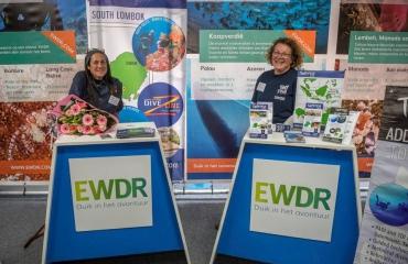 Dive event bij EWDR en Lucas
