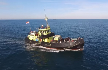 Jackie Oomen - De weg naar een duikongeluk op de Noordzee