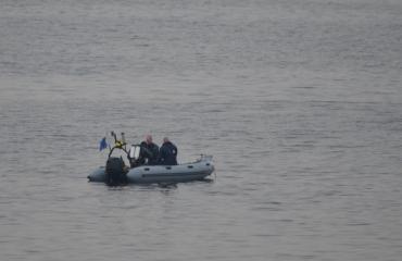 Marine zet zoektocht naar vermiste duiker voort