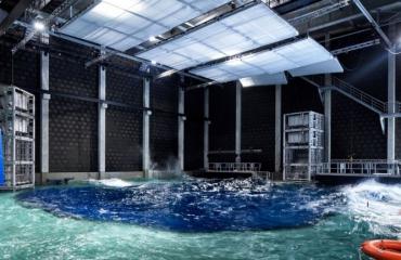 Grootste onderwaterfilmstudio van Europa staat in Vilvoorde