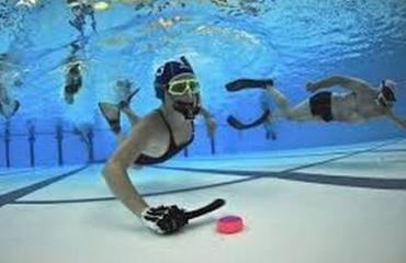 Wat is onderwaterhockey?